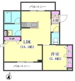 仮)下丸子1丁目シャーメゾン 301号室