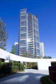 コンフォリア新宿イーストサイドタワーの外観画像