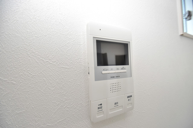 DOAHN長瀬 TVモニターホンは必須ですね。扉は誰か確認してから開けて下さいね