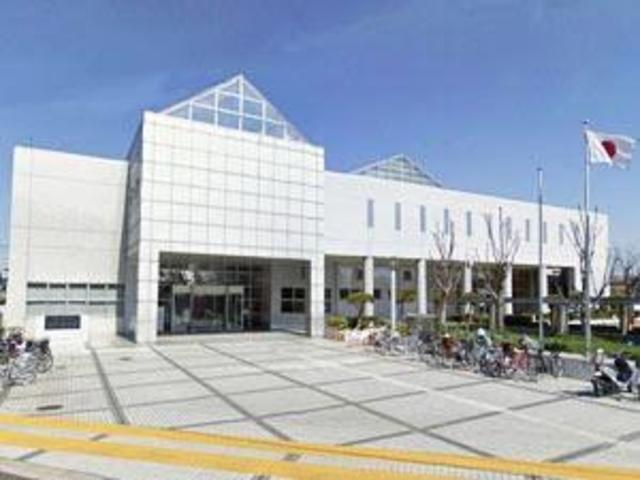 堺市立東図書館初芝分館