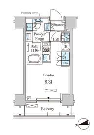 パークアクシス大森レジデンス 205号室