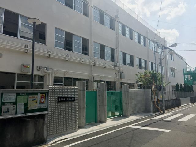 パラドール永和 東大阪市立桜橋小学校
