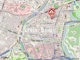 CONOE一番町案内図