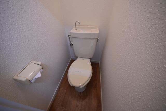 カーサルーチェトイレ