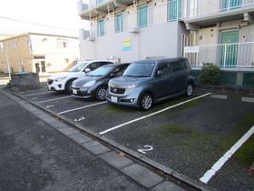 パークサイドかずみ駐車場