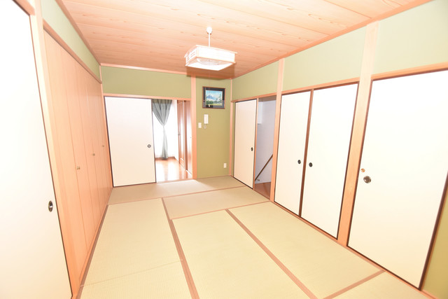 大蓮南2-18-9 貸家 この空間でゆったりとした和の心を感じてみませんか。