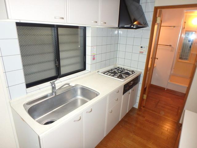 安藤邸キッチン
