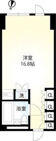 渋谷駅 徒歩7分01階Fの間取り画像