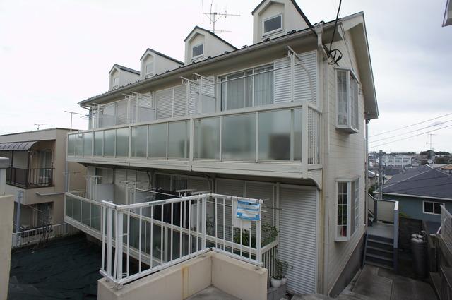 Casa do M外観
