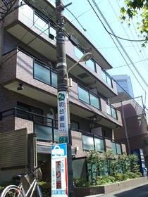 ツインピーク渋谷の外観画像