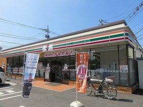 セブンイレブン草加氷川町南店