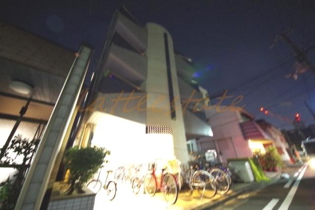 アークハウスⅡの外観