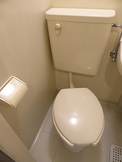 トマトハウストイレ