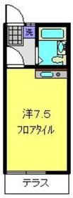 三ッ沢上町駅 徒歩28分1階Fの間取り画像