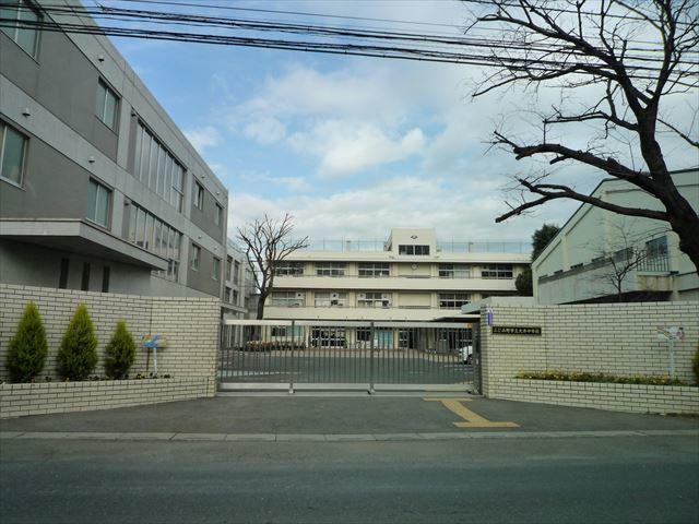 三芳町北永井戸建[周辺施設]中学校