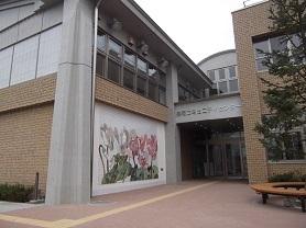 長岡コミュニティセンター図書室