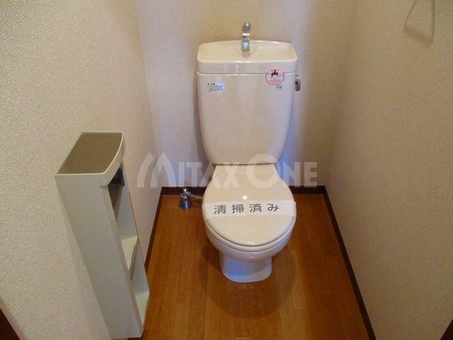 グリーンヴィラスリー(グリーンヴィラ3)トイレ