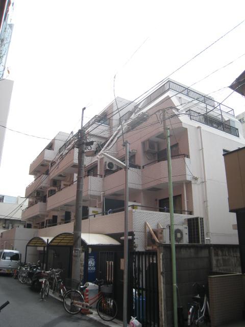 スカイコート西新宿外観
