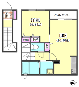 仮)大森東1丁目シャーメゾン 203号室