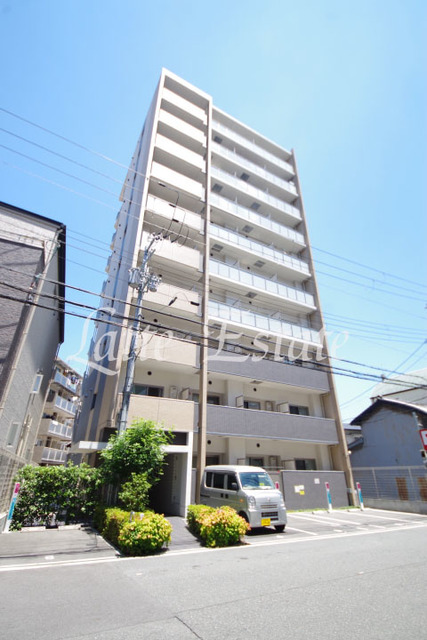 大阪市城東区蒲生2丁目の賃貸マンション