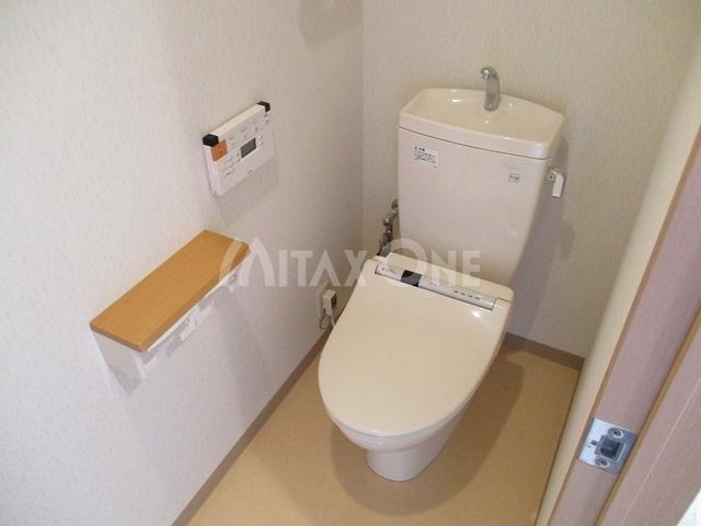 ベェルヴェル稲城トイレ