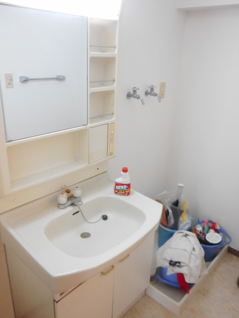 パラシオン・コチョー洗面所