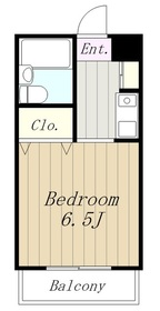 ステージⅠ4階Fの間取り画像