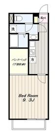 伊勢原駅 徒歩11分1階Fの間取り画像