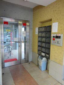 サンクレージュ横浜片倉町共用設備