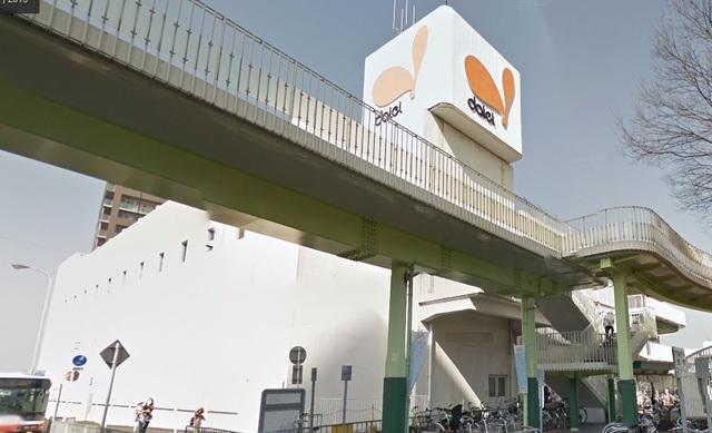 ダイエー栂店