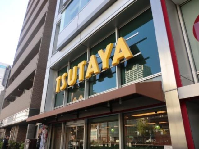 TSUTAYA北堀江店
