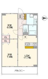 Sakura Hale (小型犬可) 202号室