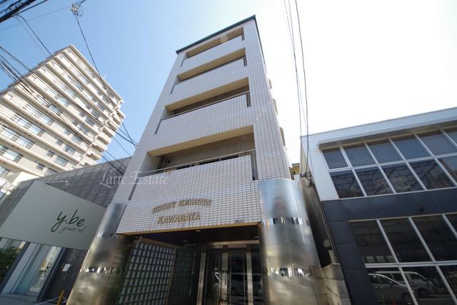 大阪市鶴見区鶴見4丁目の賃貸マンションの外観