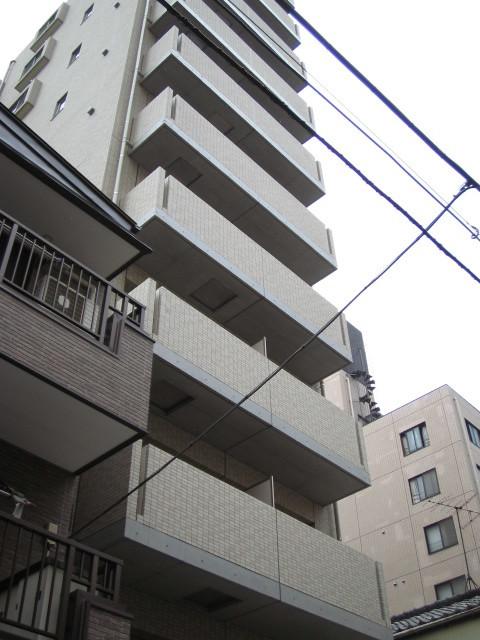 スカイコート銀座東壱番館外観