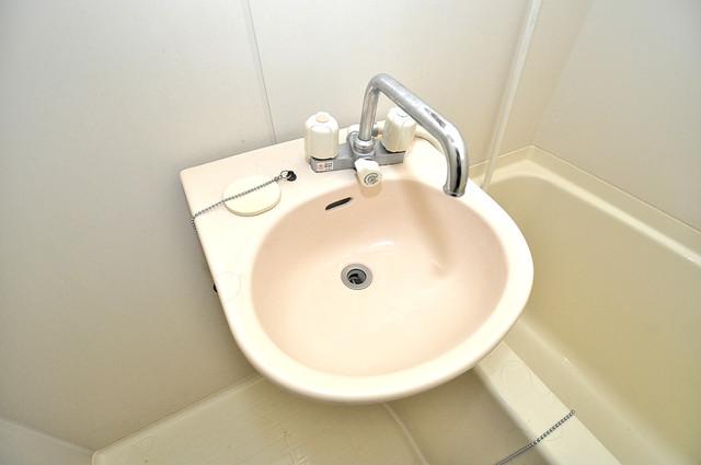 ウィダーホール23 忙しい朝にあなたを手助けしてくれる素敵な洗面台。