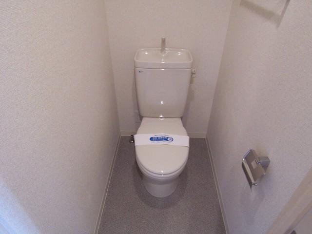 レジディア世田谷弦巻トイレ