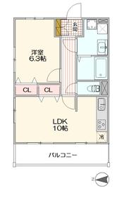 Sakura Hale 306号室