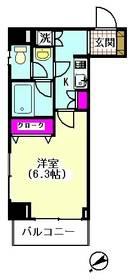 ハイネスパール 704号室