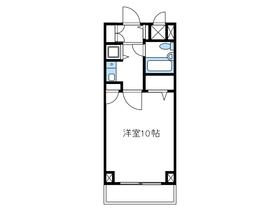 ライオンズマンション座間第24階Fの間取り画像