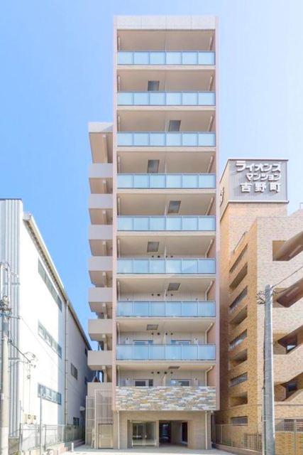 エストゥルース横濱吉野町の外観外観
