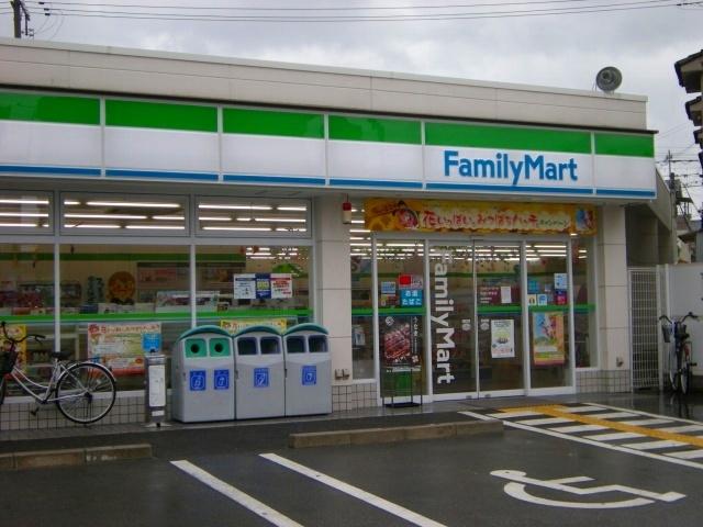 ファミリーマート西淀川柏里店