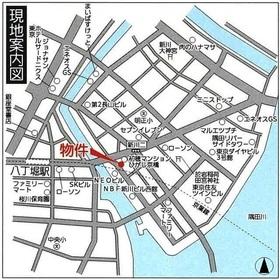 SHINKA案内図