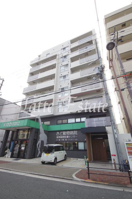 大阪市城東区関目1丁目の賃貸マンションの外観