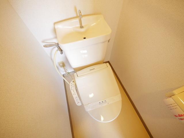 アルエットⅢトイレ