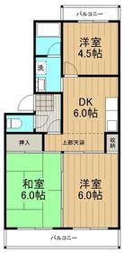 MYLORD KAMAKURA VOL14階Fの間取り画像