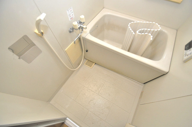 サンビレッジ・デグチ 一日の疲れを洗い流す大切な空間。ゆったりくつろいでください。