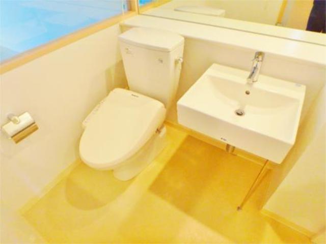 トゥトゥジャルダンはるひ野トイレ