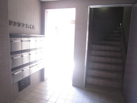 日吉本町駅 徒歩24分エントランス