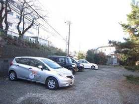 神奈川坂荘A駐車場
