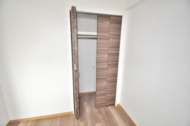 グランマーレ小路駅前 もちろん収納スペースも確保。いたれりつくせりのお部屋です。